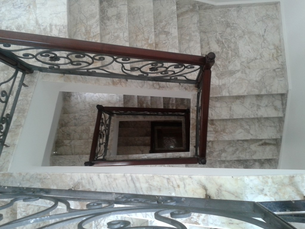 marmer stairs